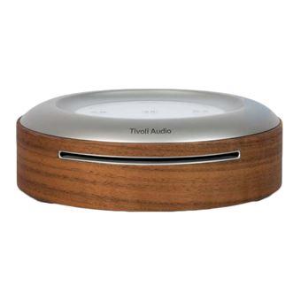 Micro-chaîne Tivoli Model CD ART Line Noyer