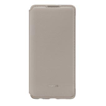 Etui folio Huawei Wallet Cover Khaki pour P30