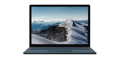PC Ultra-Portable Microsoft Surface Laptop 13.5 Tactile Intel Core i5 8 Go RAM 256 Go Bleu Cobalt