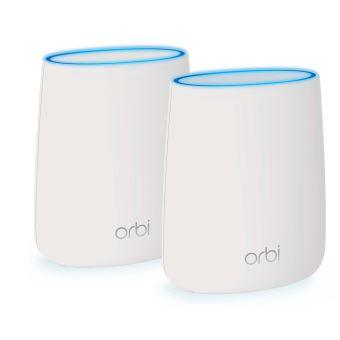 Système WiFi Mesh amplificateur Netgear Orbi AC2200 Routeur + Satellite RBK20