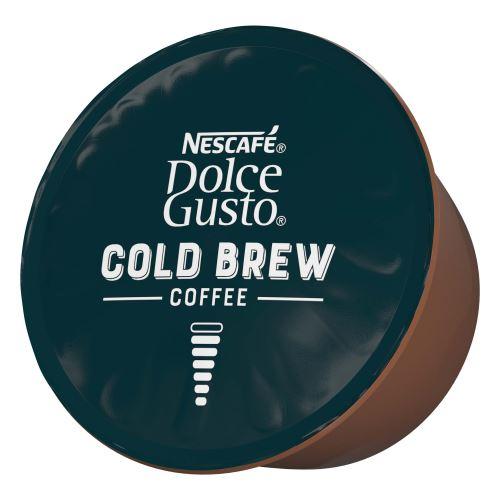 Pack de 12 capsules Dolce Gusto Nescafé Cold Brew