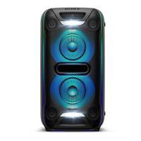 Sony GTK-XB72 High Power Extra Bass Live Sound en Bluetooth Audio Systeem Zwart
