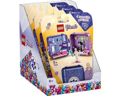LEGO® Friends 41404 Le cube de jeu d'Emma