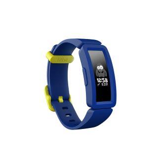 Bracelet connecté Fitbit Ace 2 Bleu et Jaune