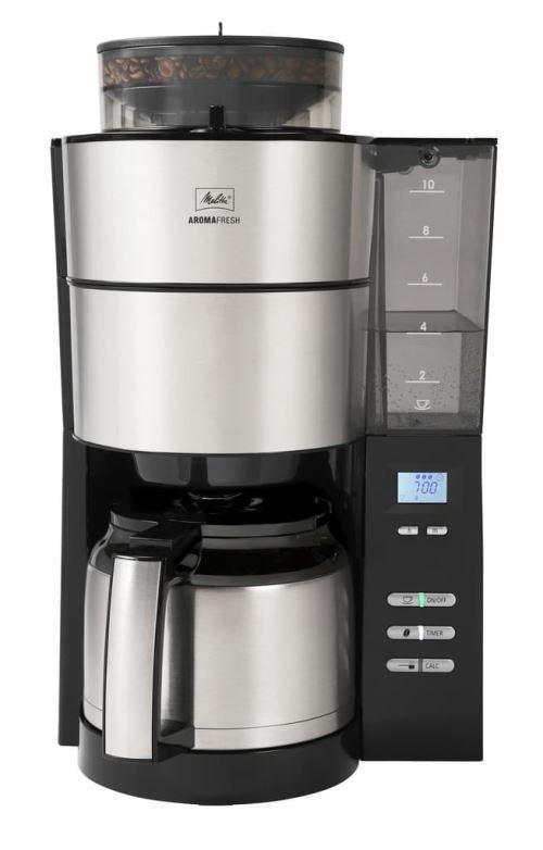 Machine à café Melitta Aroma Fresh 1021-12 1000 W Gris et Noir