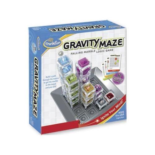 Jeu de logique Gravity Maze