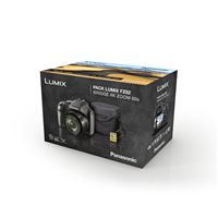 Pack Panasonic Lumix DC-FZ82 Camera Zwart + Draagtas + 8GB SD-Kaart