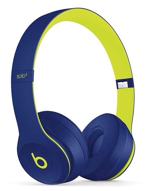 Casque sans fil Beats Solo3 Indigo Pop