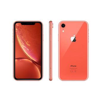 Photo de apple-iphone-xr-corail-128-go