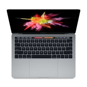 Apple MacBook Pro 13.3'' Touch Bar 512 Go SSD 8 Go RAM Intel Core i5 bicœur à 3,1 GHz Gris sidéral