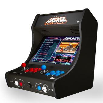 Borne d'arcade compacte Neo Legend Noir Arkador