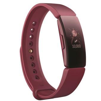 Fitbit Inspire Sangria verbonden armband