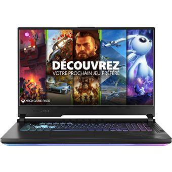 PC portable STRIX G17 G712LWS-EV019T