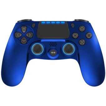 Manette PS4 filaire Two Dots Power Pad 4 Evo Bleu