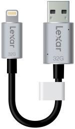 LXAR Clé Lightning vers USB 3.0 Lexar JumpDrive C25i 32 Go