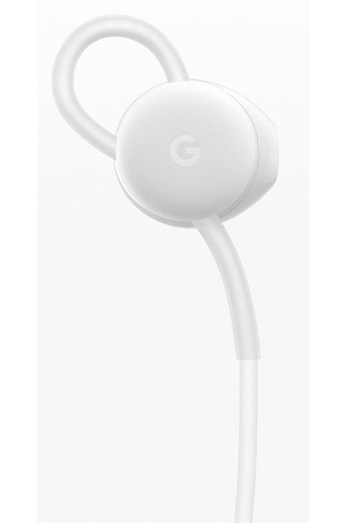 Ecouteurs Google Pixel USB-C Earbuds Blanc