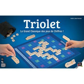 TRIOLET -FR