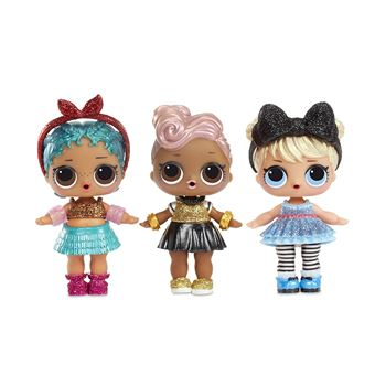 Figurine Splash Toys Poupées LOL Surprise Glam Glitter Modèle aléatoire