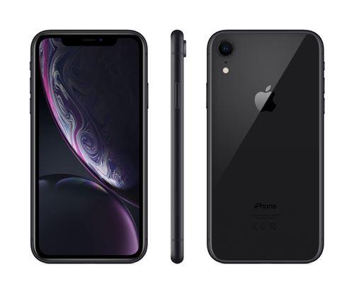 """Apple iPhone XR 128 Go 6,1"""" Noir"""
