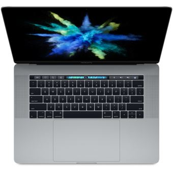 "Apple Macbook Pro 15,4"" - Intel i7 2.8GHz - 16GB RAM - 256GB SSD - Space Grey"