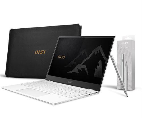 PC Portable 2 en 1 MSI Summit E13 Flip Evo A11MT-034FR...