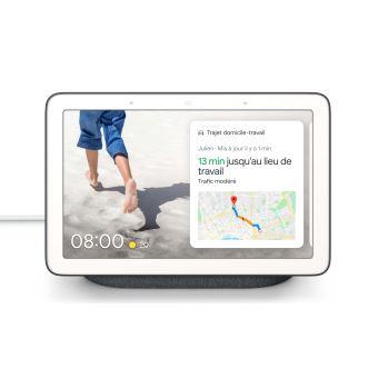 Enceinte Intelligente Google Home Nest Hub Charbon