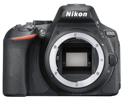 Appareil photo reflex Nikon D5600 nu noir