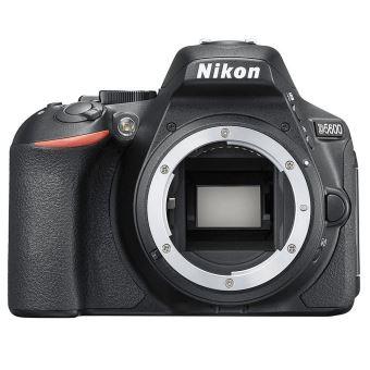 Reflex Nikon D5600 Boîtier nu Noir