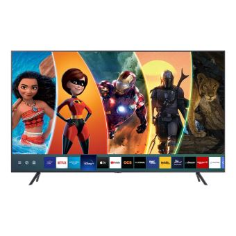 TV Samsung UE43TU7125 4K UHD Smart TV 43'' Gris 2020