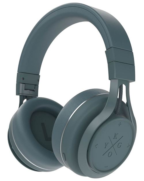 Casque Bluetooth Kygo A9/600 Gris