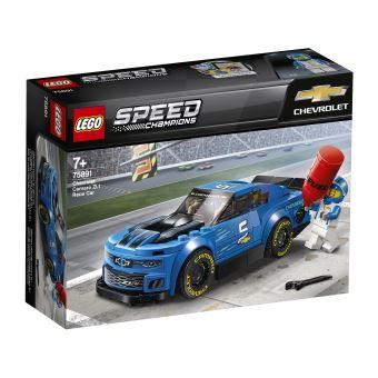 LEGO® Speed Champions 75891 La voiture de course Chevrolet Camaro ZL1