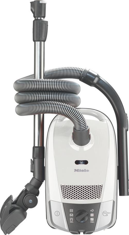 Aspirateur avec sac Miele Compact C2 Allergy Ecoline 550 W Blanc et Gris