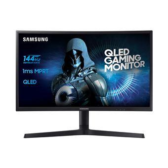 """Ecran Samsung LC24FG73FQUXEN QLED 23.5"""" Incurvé"""