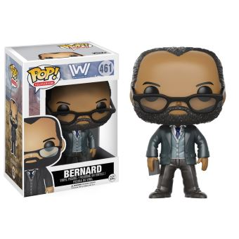 WESTWORLD-BOBBLE HEAD POP N°461-BERNARD LOWE