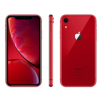 """Apple iPhone XR 64 Go 6,1"""" Rouge"""