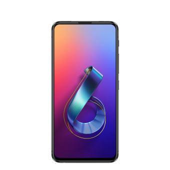 Smartphone ASUS ZenFone 6 ZS630KL 6Go/128Go Dual Sim Débloqué - Minuit Noir