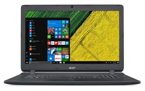 "PC Portable Acer Aspire ES 17 ES1-732-P6XT 17.3"" Intel Pentium N4200 4 Go RAM 1 To SATA Noir"