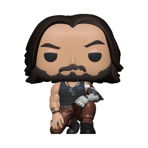 Figurine Funko Pop Games Cyberpunk 2077 Johnny Silverhand