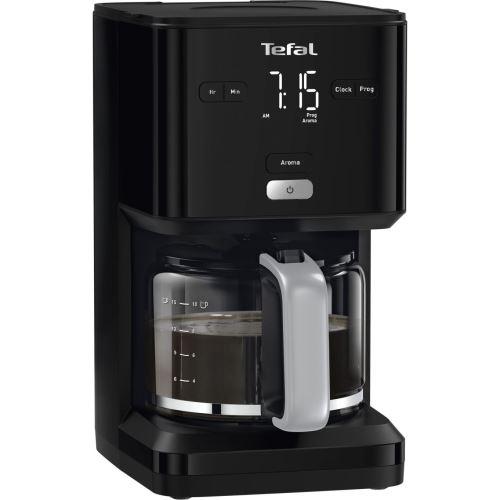 Cafetière électrique Tefal Smart'n Light CM600810 1000 W Noir