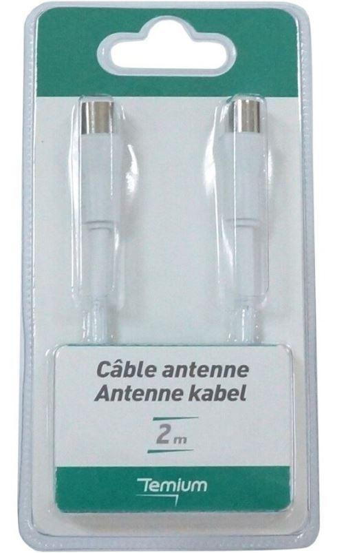 Câble coaxiale Temium 2 m