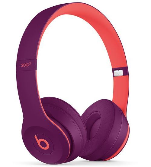 Casque sans fil Beats Solo3 Magenta Pop
