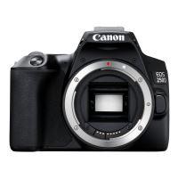Reflex Canon EOS 250D Boîtier nu Noir