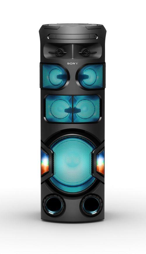 Système Sony MHC-V82D High Power Bluetooth Noir