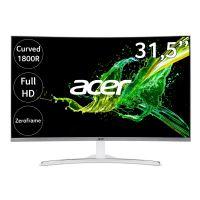 "Ecran Acer ED322QAwmidx 31.5"" Incurvé Blanc"