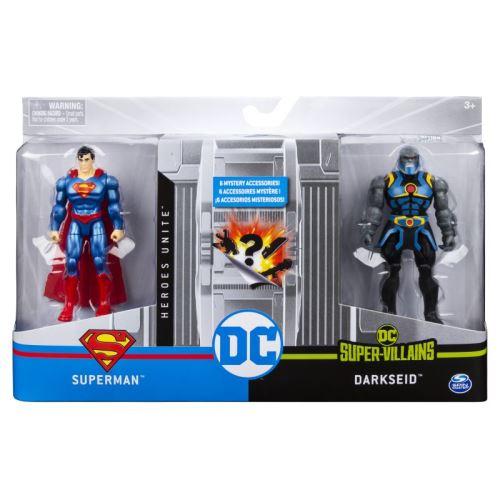 Battle Pack 2 Figurines DC Universe Modèle aléatoire