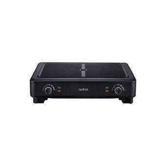Barbecue électrique à fumée réduite Tefal TG900812 2000 W Noir