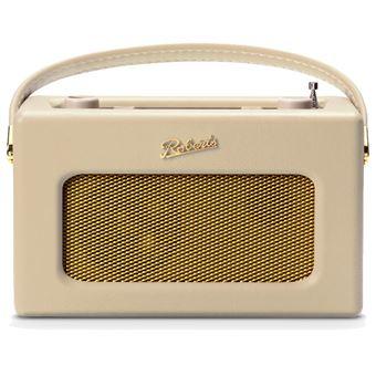 Radio numérique Bluetooth FM, DAB et DAB+ Roberts Revival iStream 3 Crème