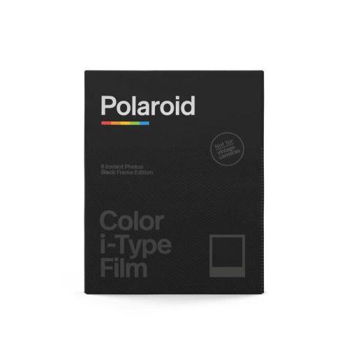 Polaroid - Film Couleur pour i-Type - Black Frame Edition