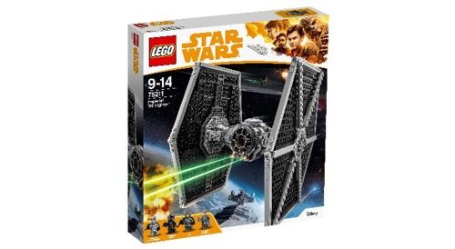 LEGO® Star Wars™ 75211 Le TIE Fighter™ impérial