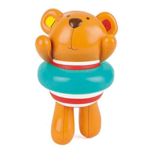 Jouet de bain Hape Petit ours et sa bouée